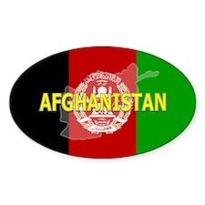 Afghanistan Flag Extra Decal
