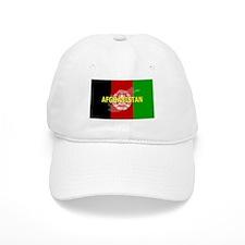 Afghanistan Flag Extra Baseball Cap