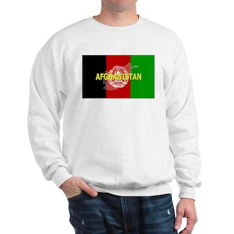 Afghanistan Flag Extra Sweatshirt