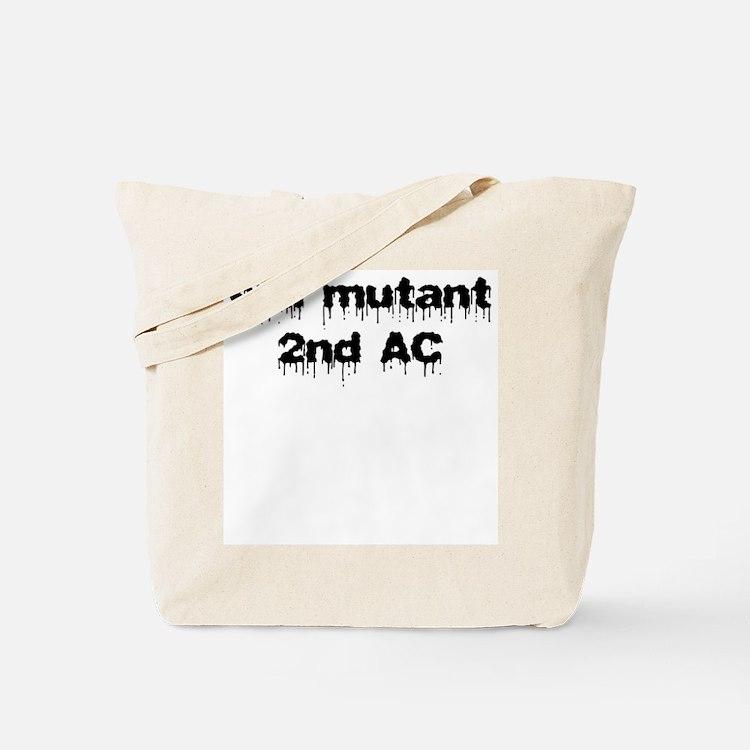 Evil mutant 2nd AC Tote Bag