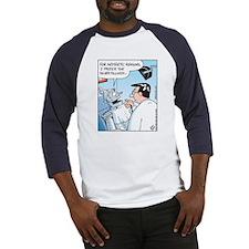 Tinman's Oz Dental Cavity Baseball Jersey