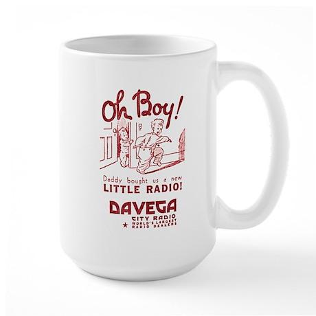 Davega Large Mug