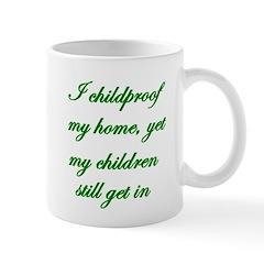 PARENTING HUMOR Mug