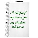 PARENTING HUMOR Journal