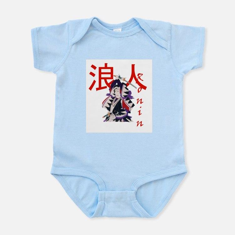 Ronin - Masterless Samurai Infant Creeper