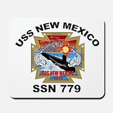 SSN 779 USS New Mexico Mousepad