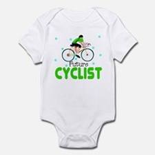 Future Cyclist Baby Toddler Infant Bodysuit