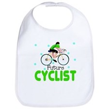 Future Cyclist Baby Infant Toddler Bib