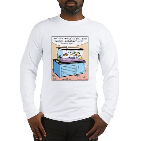 Think Outside the Box Fishtank Long Sleeve T-Shirt