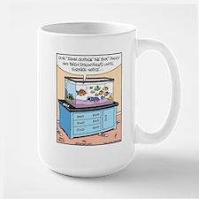 Think Outside the Box Fishtank Mug