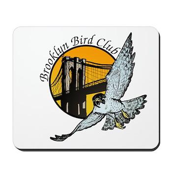 Brooklyn Bird Club Mousepad
