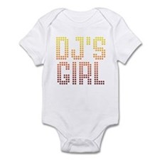 DJ's Girl Infant Bodysuit