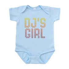 DJ's Girl Infant Bodysuit