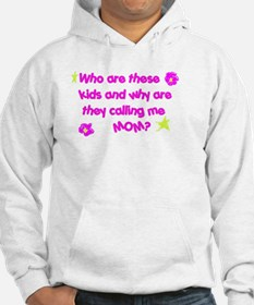 Who Are These Kids? Hoodie
