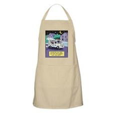Ice Cream Truck Night Shift BBQ Apron