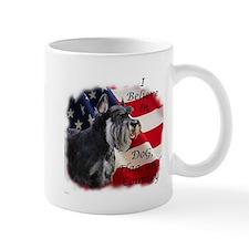 Dog, Flag, and Country Mug