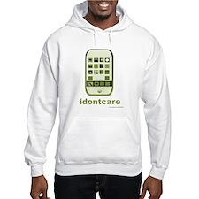 Trendy Cell Phone Hoodie
