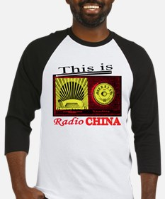 Radio China Baseball Jersey