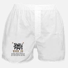Wood Ox Boxer Shorts