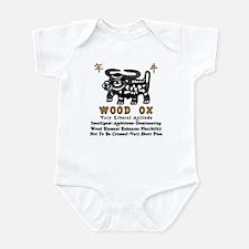 Wood Ox Infant Bodysuit