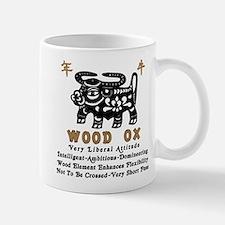 Wood Ox Mug