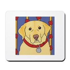 The Yellow Lab Mousepad