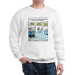 Product Testing Laboratory Sweatshirt