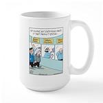 Product Testing Laboratory Large Mug