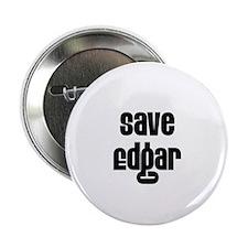 "Save Edgar 2.25"" Button (100 pack)"