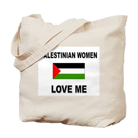 Palestinian Women Love Me Tote Bag