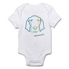 Picasso Weim! Infant Bodysuit