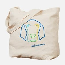 Picasso Weim! Tote Bag