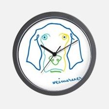 Picasso Weim! Wall Clock