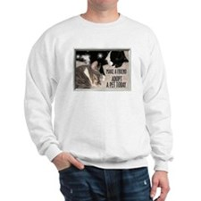 """Make a Friend"" Sweatshirt"