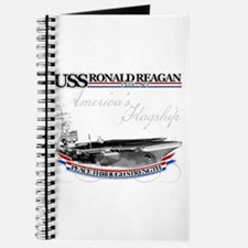 USS Ronald Reagan Journal