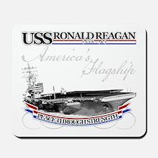 USS Ronald Reagan Mousepad