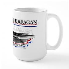 USS Ronald Reagan Mug