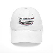 USS Ronald Reagan Baseball Cap