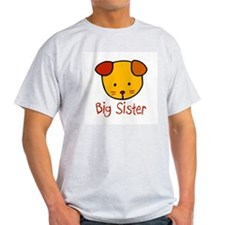 Dog Big Sister T-Shirt