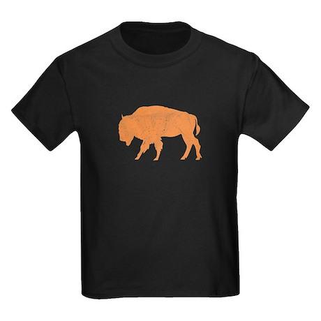 Bison Kids Dark T-Shirt