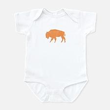 Bison Infant Bodysuit