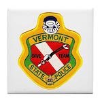 Vermont SP Dive Team Tile Coaster