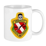 Vermont SP Dive Team Mug