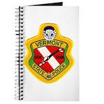 Vermont SP Dive Team Journal