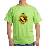 Vermont SP Dive Team Green T-Shirt