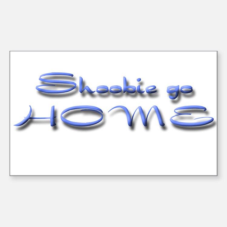 ShoobieShop Rectangle Decal