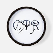 CTR Wall Clock