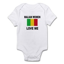Malian Women Love Me Infant Bodysuit