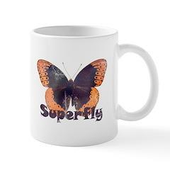 Vintage Distressed Superfly B Mug