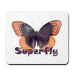 Vintage Distressed Superfly B Mousepad
